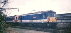 73109, EPB Bournemouth (southern_paul) Tags: 4 rail class british network southeast bournemouth 73 415 epb 73109