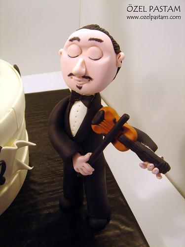 Tango Nişan Pastası