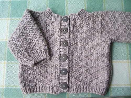 Baby Cardigans Knitting Patterns For Beginners images