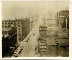 First Avenue, Seattle, circa 1915
