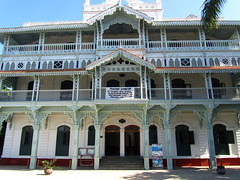 Zanzibar Old Dispersery