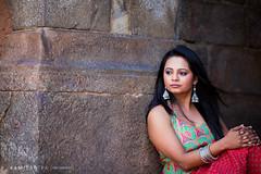 Waiting.. (|| Ramit Batra ||) Tags: portrait woman india girl