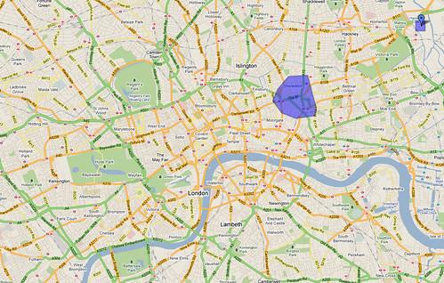 East London Tech City
