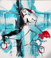 03 óleo sobre lienzo   166x146 cm 1998 (arteneoexpresionista) Tags: rando jorge käthe kollwitz