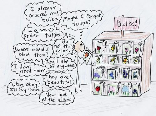 bulb shopping