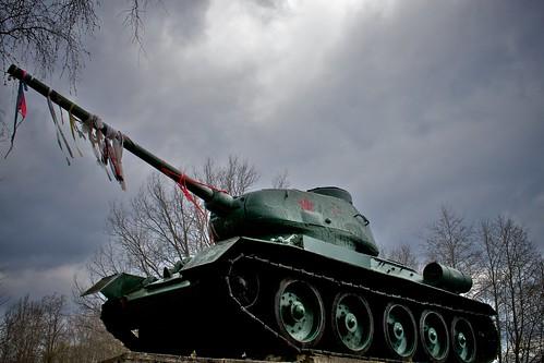 T-34 Tank, Narva-Jõesuu