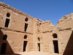 Qasr al-Kharana, Jordan interior courtyard (army.arch) Tags: castle heritage courtyard jordan qasr alkharaneh easterndesert umayyad kharana qasralkharana kharaneh kharrana