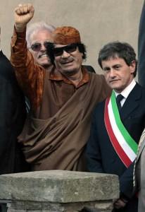 Gheddafi-Alemanno