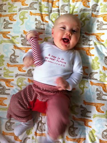 Laughing Buddha Baby