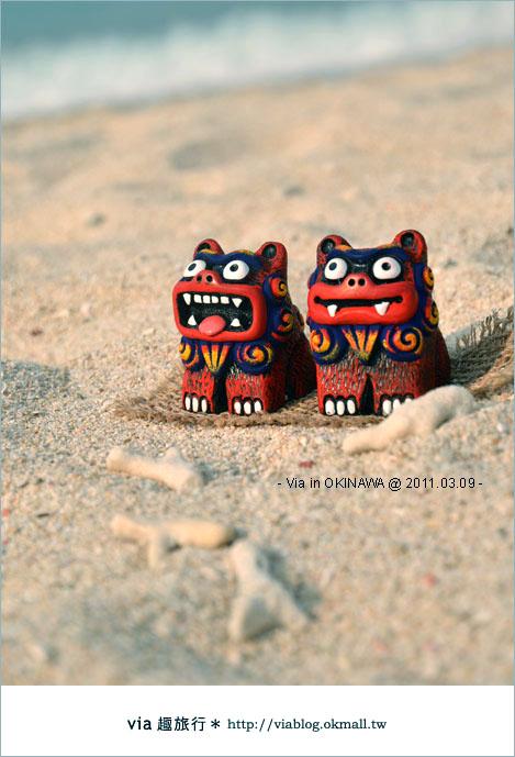 【沖繩自由行】Via帶你玩沖繩~來趟浪漫的初春沖繩旅〈行程篇〉56