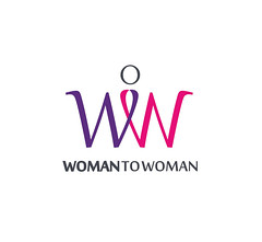 woman to woman (it's a spiral) Tags: woman logo organization