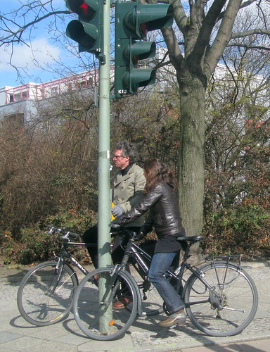 Berlin Cycle Chic Couple