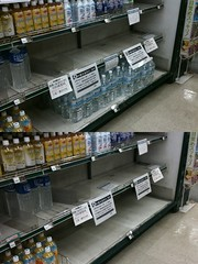 開店直後のスーパーの10分間の出来事 (3/27)