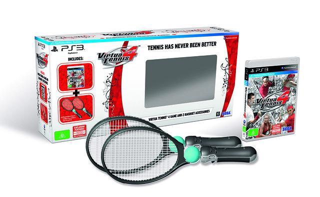 Virtua Tennis 4 - PACK BUNDLE
