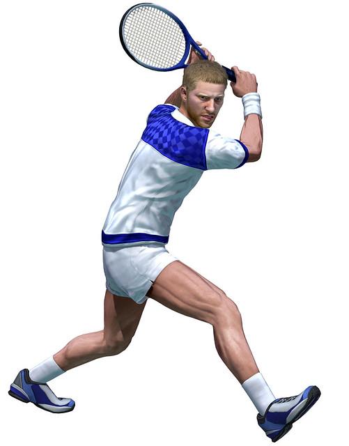 Virtua Tennis 4 - Becker