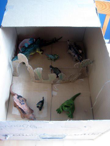 junk model dinosaur