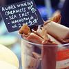 Borough Market - Salted Caramels (baby, picture this) Tags: caramel jar seasalt brownpaper boroughmarketlondonmarketfoodyummy