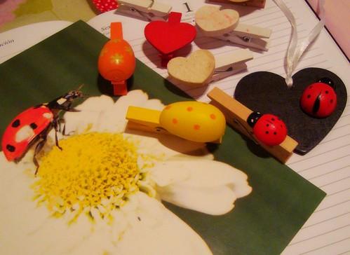 Cartão de Joaninha | Lady Bug Card by Sil Artesanato