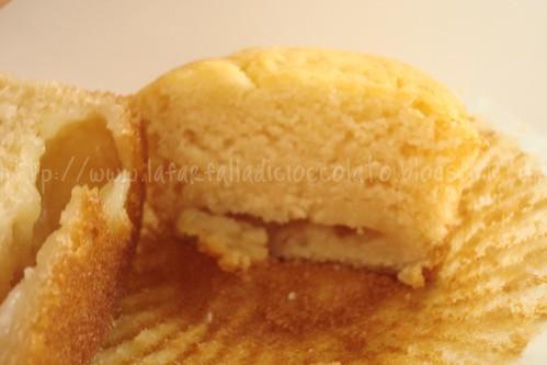 Cupcake alla panna e marmellata di limoni