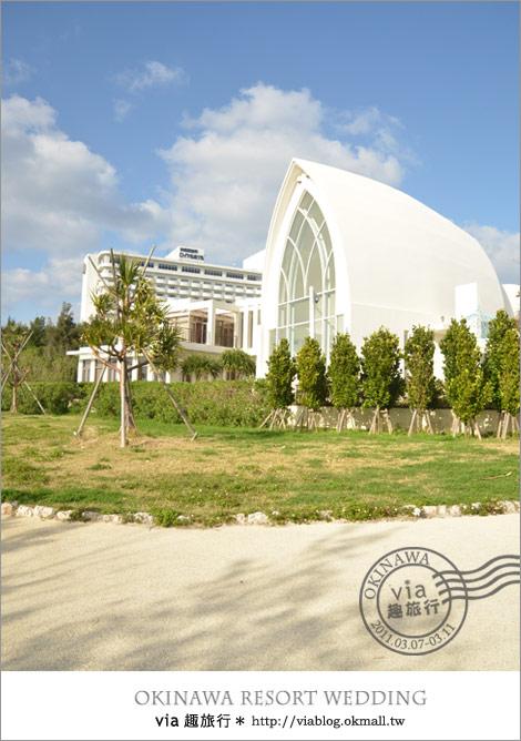 【沖繩教堂】沖繩美麗教堂之旅~Aquagrace、Aqualuce、Coralvita教堂3