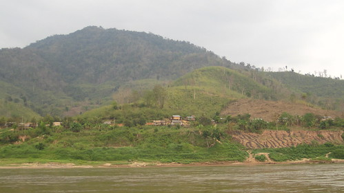 Slow Boat to Laos
