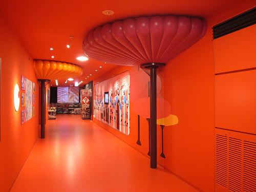 常設展示室@EXPO'70パビリオン-28