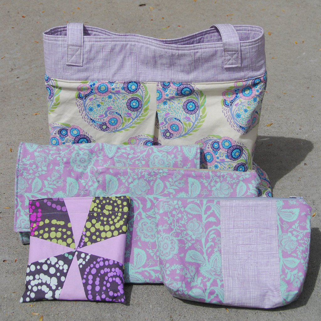 Parisville Diaper Bag-4