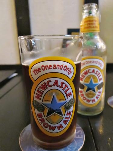 Newcastle Brown Ale - Malaysia