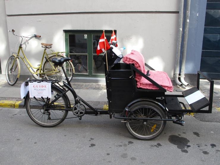 Copenhagen cargo guide