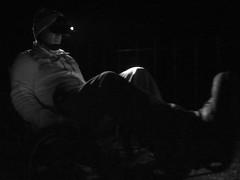 Rhett In Nightvision Mode