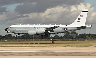 64-14849/OF  RC-135U USAF