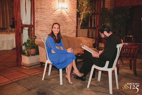 Ana López Casero. Restaurante Venta de Aires de Toledo