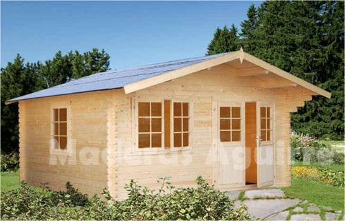 Caseta de jardin Itoiz