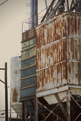 Overcast Rust