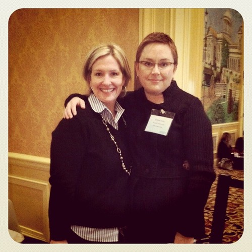 Brene Brown and I