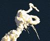 1986 02 (Ashley A) Tags: art digital photo nasa pixel png mediation catastrophes foundimage alteredphoto everythingwillbeokay pixellation recoloring everythingwillbeok rasterizing jasonkofke challengerdisaster indexedcolor