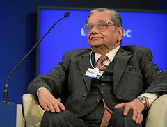 Jagdish Bhagwati - World Economic Forum Annual...