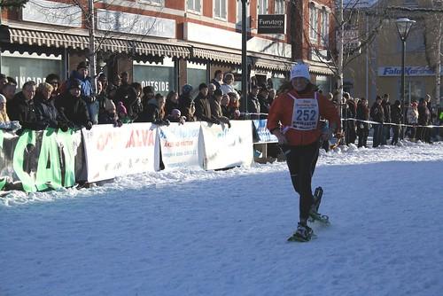 Siljan Snowshoe Race 2011