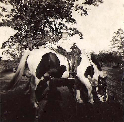 Ben, Sue, Duke 1947