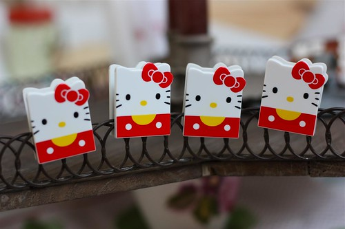 Hello Kitty Peg / Clip