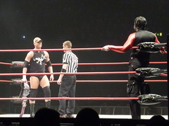Mr Anderson vs Jeff Hardy