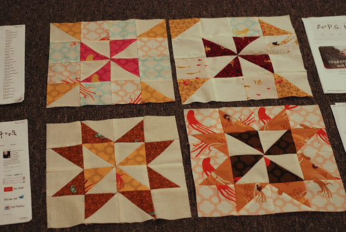 Pinwheel Blocks 3