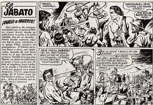 015-El Jabato nº 2- edicion 1958-pagina 1