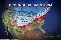 31 Groundhog Day Blizzard
