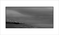 El Palmar 1 (Jose Luis Durante Molina) Tags: sea sky blackandwhite bw españa costa seascape storm beach water clouds digital marina landscape coast mar andalucía spain sand agua playa paisaje bn arena viajes cielo panoramica nubes cadiz tormenta plage mere spanien sablon spagne impresion terminada oeau joseluisdurante