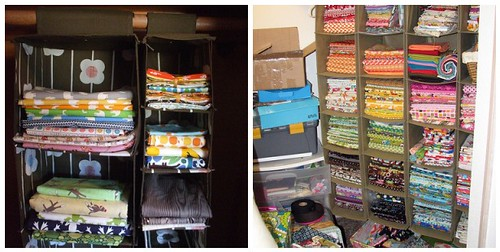 In Color Order The Art Of Choosing Fabric Stash Storage Ideas