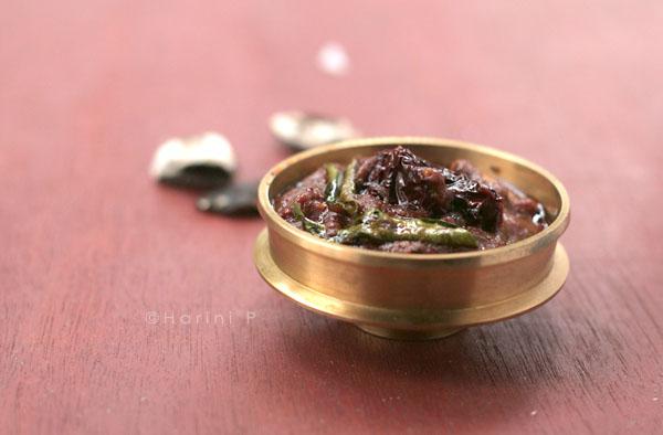 Puliyamchaadam ~ Tamarind Rice