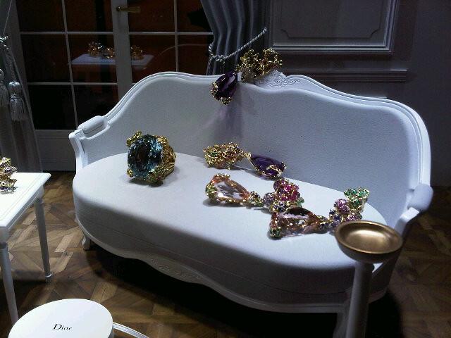 Dior jewellery by Victoire de Cast. - by susan tabak