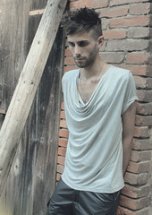 Weeping (Stefano Libertini Protopapa) Tags: italy fashion de luca italia nicola july fabio bologna modena brand weeping throbbing villains stefano 2010 lookbook throbbinggristle gristle pavullo bagatti thevillains fdn libertini protopapa stefanolibertiniprotopapa fabiodenicola