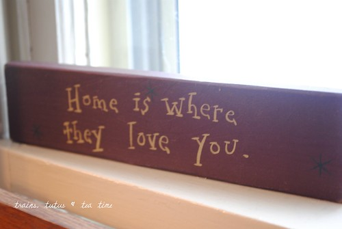 Home...